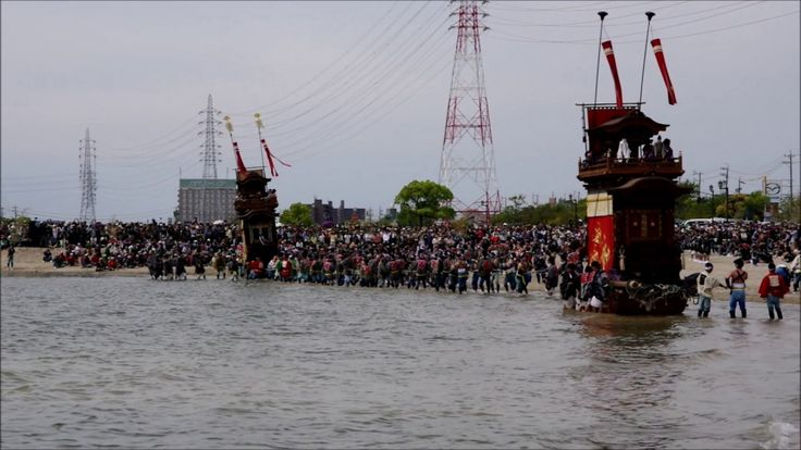 亀崎潮干祭り ユネスコ無形文化遺産 20170503