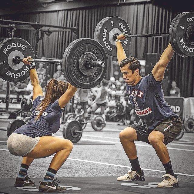 Women S Crossfit Workouts: Best 25+ Crossfit Couple Ideas On Pinterest