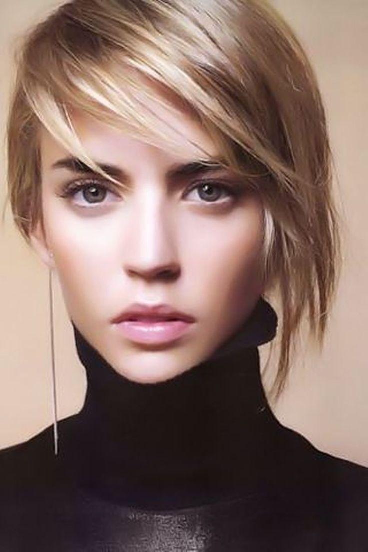 best 25+ short asymmetrical hairstyles ideas on pinterest