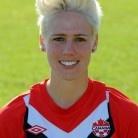 Sophie Schmidt -Football (Soccer) #Canadian