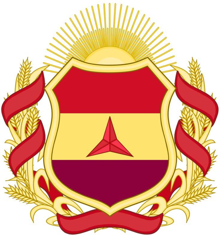 CoA People's Republic of Spain by TiltschMaster on DeviantArt