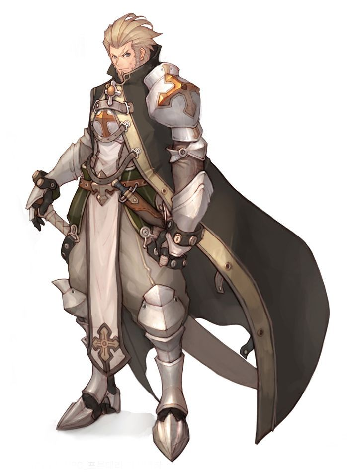 Anime Characters 169 Cm : Paladin anime google search character design