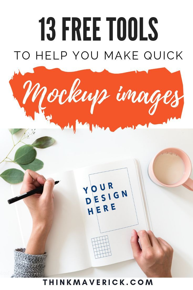 13 Best Free Online Tools To Create 3d Mockups In Seconds No Photoshop Needed Branding Your Business How To Start A Blog Blogger Tips
