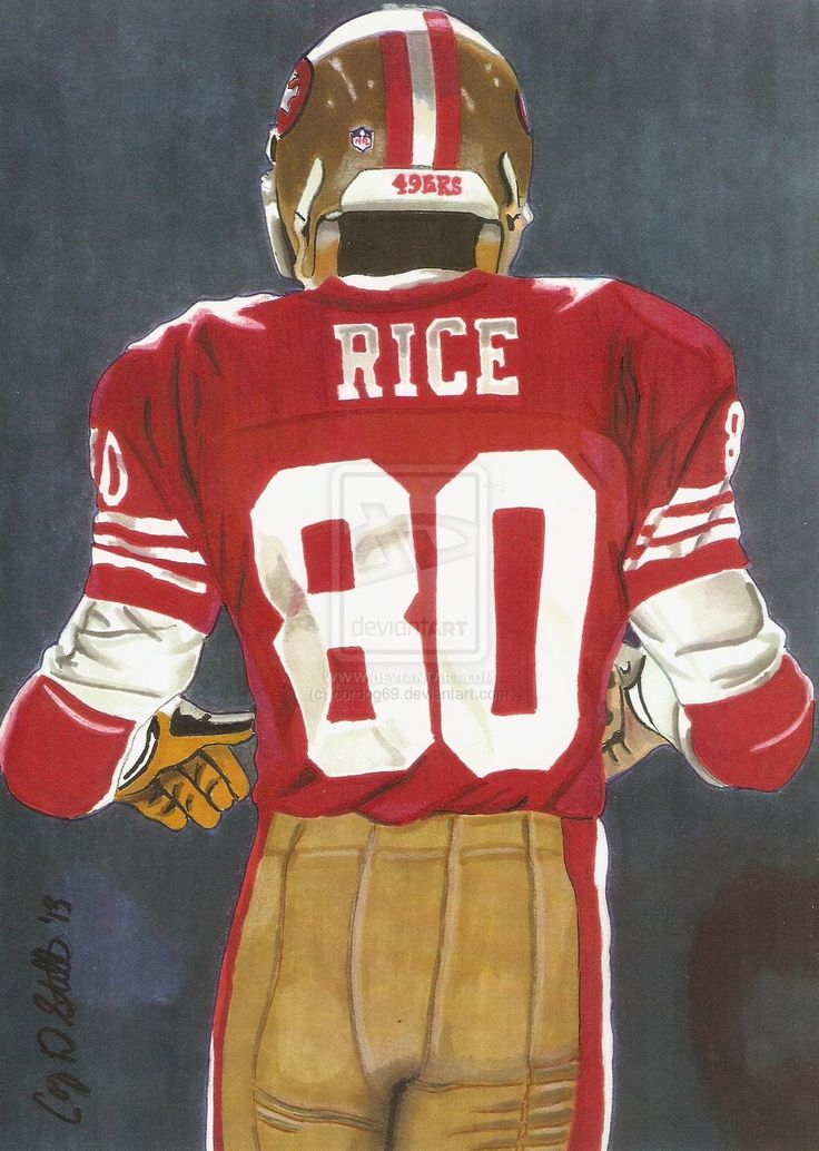 Jerry Lee Rice (born October 13, 1962) is a retired American football wide receiver who played 20 seasons in the National Football League (NFL). Description from imgkid.com. I searched for this on bing.com/images