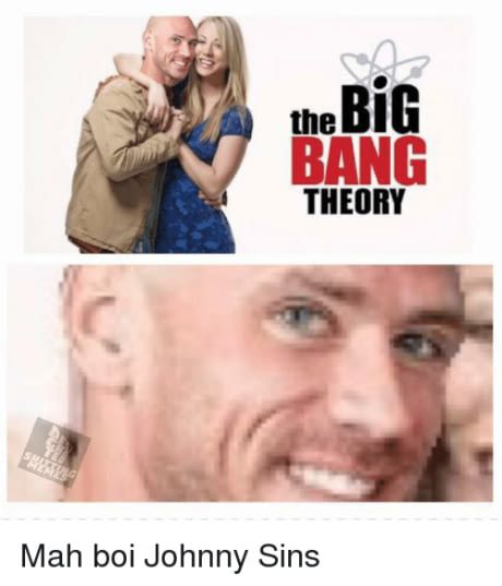 Johnny sins for the win