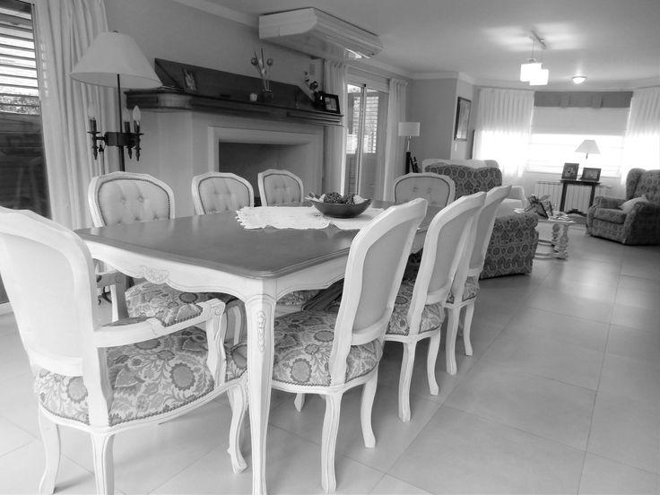 Mejores 26 imágenes de Living Comedor / Diseño interior / Pappacena ...