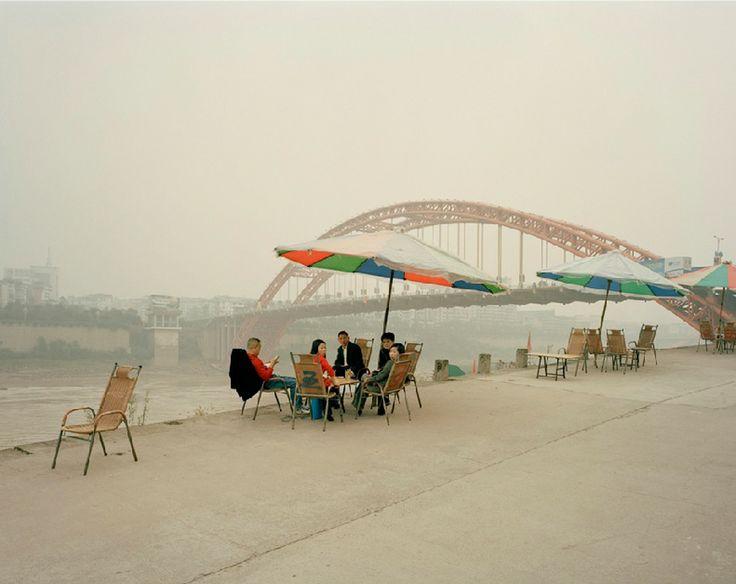 Nadav Kander // Yangtze, The Long River