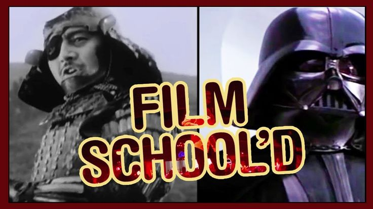 CineFix Explains How Samurai Films Inspired 'Star Wars' in Their New Web Series, 'Film School'd'