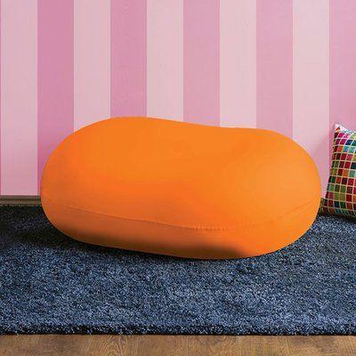 Bean Bag Chair Upholstery: Orange - http://delanico.com/bean-bag-chairs/bean-bag-chair-upholstery-orange-741697981/