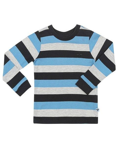Hummel Fashion THOMAS LS TEE AW16 – T-shirt – Flere farvet str. 122 eller 128
