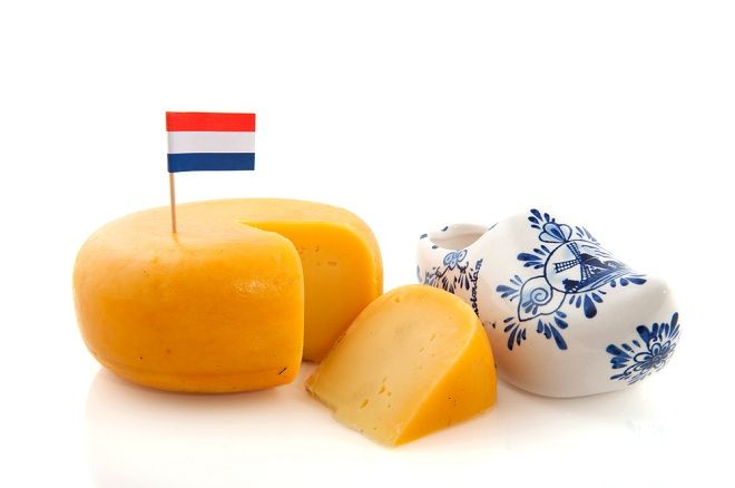 The Dutch only care about cheese and wooden shoes