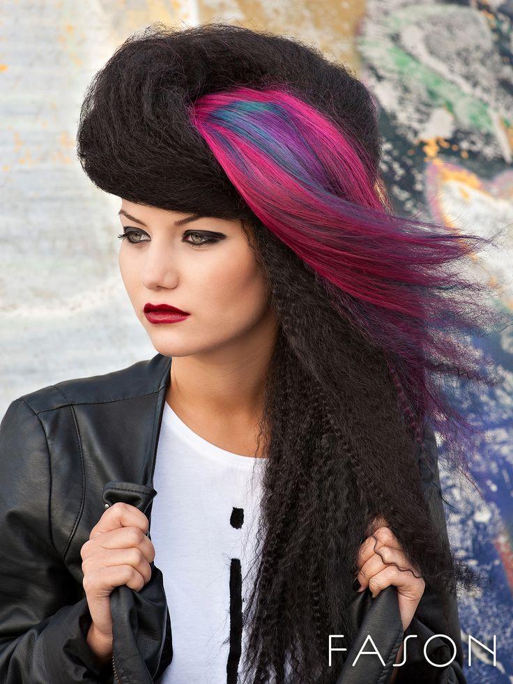 #hair  #hairstyles #avangard #creativ #salonfason #haircut #color