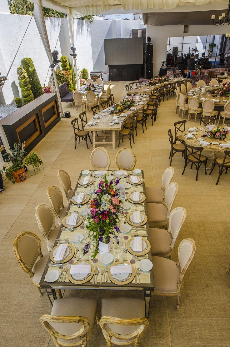 64 best bodas en jard n images on pinterest wedding - Decoracion jardin boda ...
