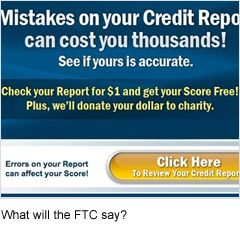 """Free credit report now costs $1 #my #annual #credit #report http://netherlands.remmont.com/free-credit-report-now-costs-1-my-annual-credit-report/  #free credit score canada # """"Free"""" credit report now costs $1 When is free not free? When it's on freecreditreport.com and costs a dollar. In response to new rules from the Federal Trade Commission. freecreditreport.com, which is owned by the credit bureau Experian, has begun charging $1 for credit reports. The service says that the $1-per-report…"""