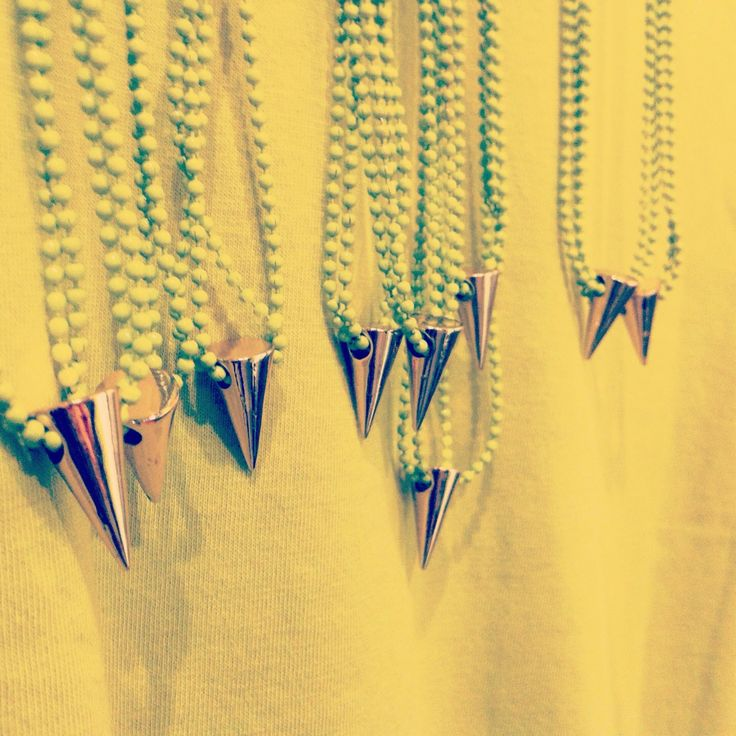 carry#accessories#green#necklaces