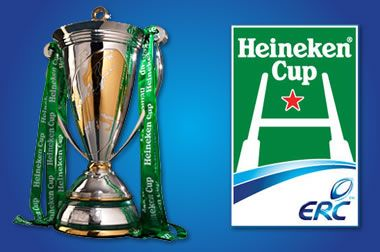 Heineken Cup (known as the H Cup in France due to restrictions on alcohol sponsorship) is one of the two annual rugby union competitions organised by European Rugby CUP with leading Club, regional and provincial teams from six International Rugby Board (IRB) countries in Europe