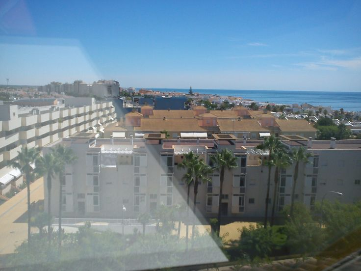 islantilla desde el hotel puerto antilla