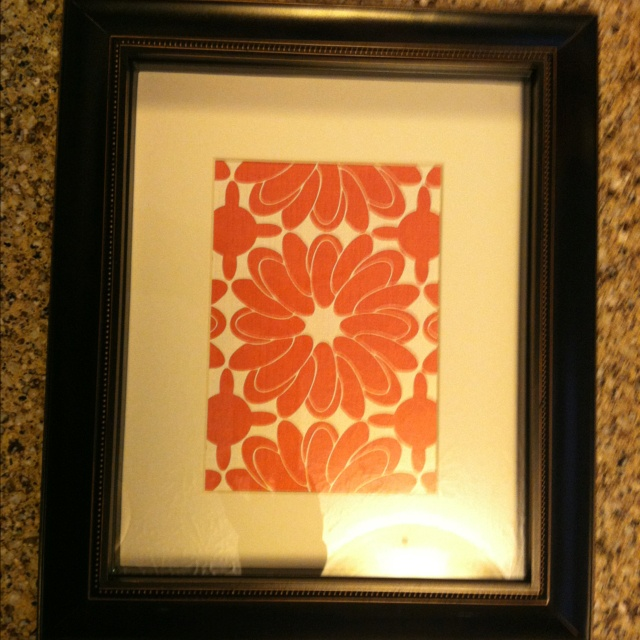 Picture frames from hobby lobby 8 each,photo matts 2