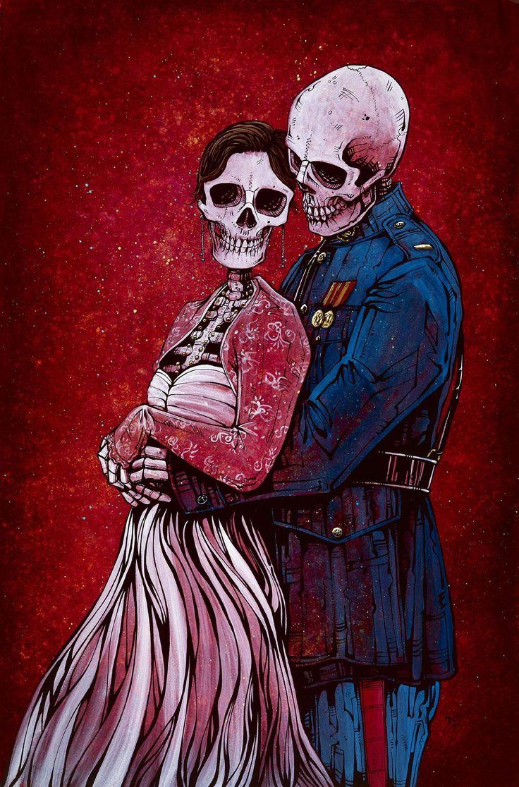 Day of the Dead Artist David Lozeau