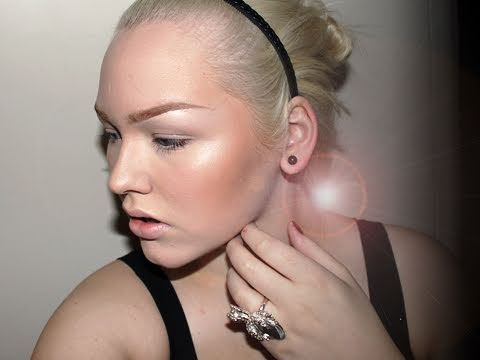 Change up your face makeup routine and watch this Step by Step tutorial on how to get perfect glowing skin.