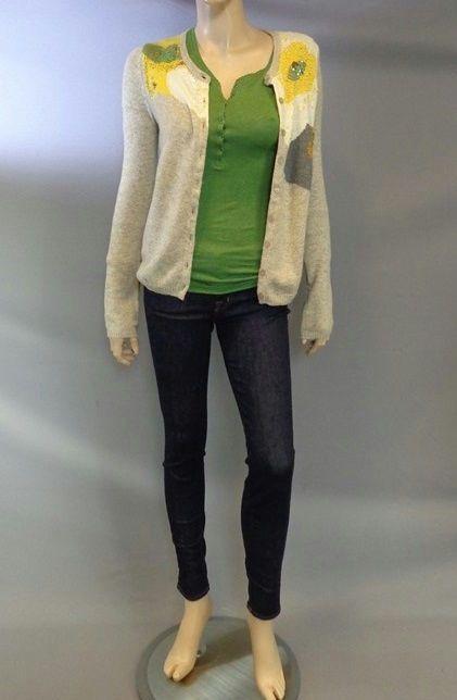 If I Stay Mia Hall Chloe Grace Moretz Screen Worn Sweater Shirt