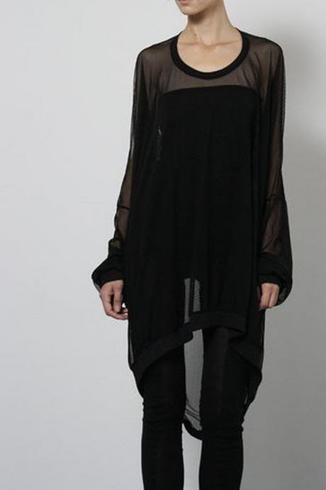 /// sheer. black. lovey.