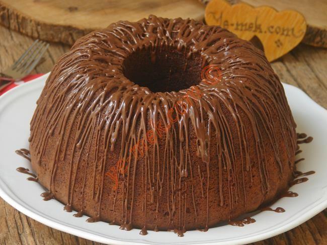Pamuk gibi yumuşacık, ağızda eriyen, içindeki ve üzerindeki nutella ile damakları şenlendiren nefis bir kek tarifi...