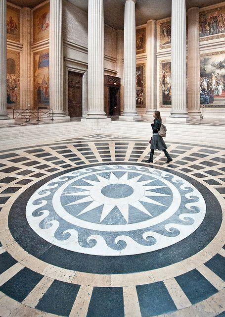 Latin Quarter, Pantheon, 19 place du Panthéon, Paris V