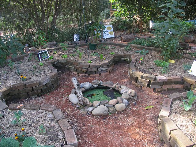 1000 images about keyhole gardens on pinterest gardens for Landscape design tafe
