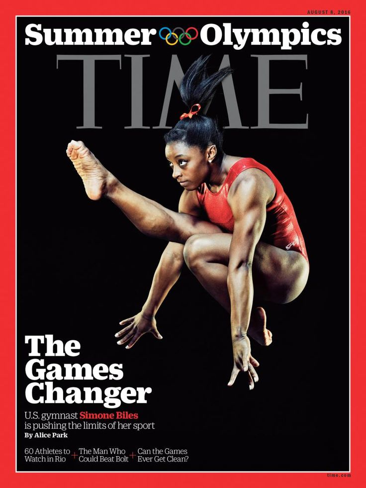 Simone Biles Is Taking Her Sport to New Heights | TIME