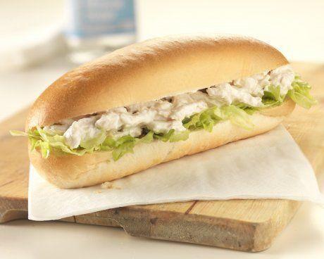 Chicken Mayo Sub Roll