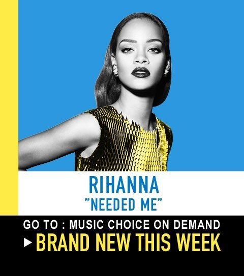 (158) rihanna needed me - Twitter Search