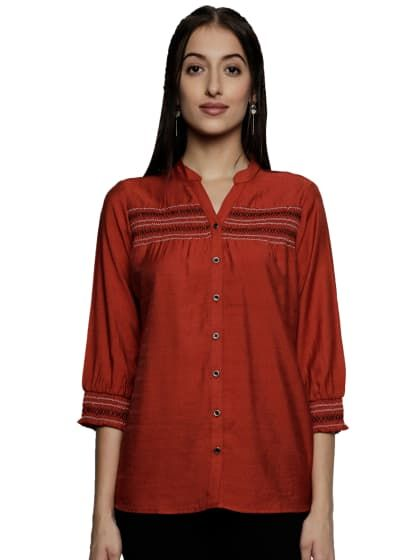 219adeacc Smart Shirts for Women New Products Added in 2018