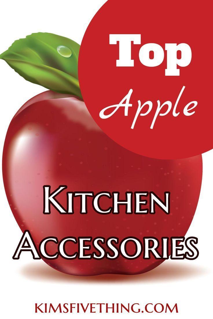 Apple Decorations for Kitchens: Décor Ideas - Apple Kitchen