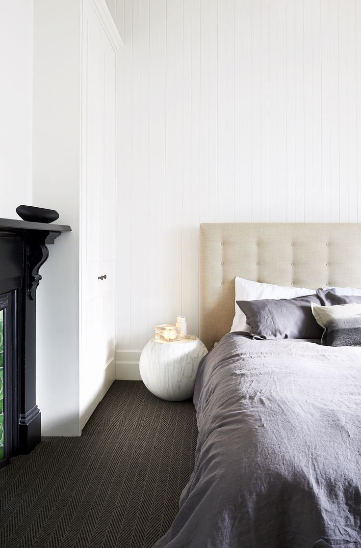 Bedroom, Richmond House | Harrison Interiors | est living