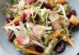 Creole Chopped Salad Recipe
