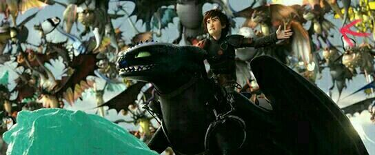 how to train your dragon 2 two new alphas