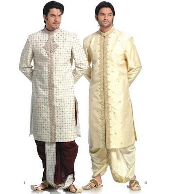 Dhoti Kurta for 'Saptapadi'