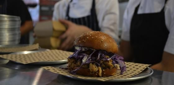 Chur Burger - Restaurants - Concrete Playground Sydney