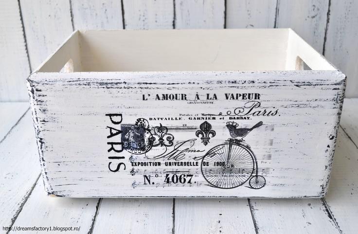 Dreams Factory: vintage Cases Más