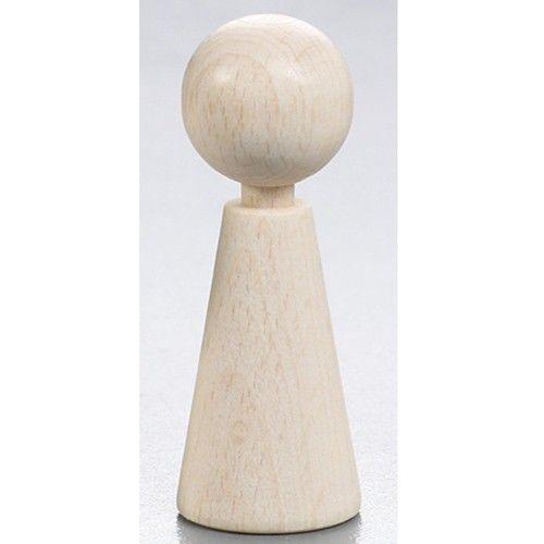 Dřevěné figurky 25ks