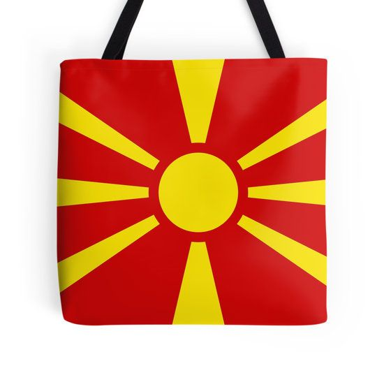 Available as T-Shirts & Hoodies, Men's Apparels, Women's Apparels, Stickers, iPhone Cases, Samsung Galaxy Cases, Posters, Home Decors, Tote Bags, Pouches, Prints, Cards, Leggings, Mini Skirts, Scarves, iPad Cases, Laptop Skins, Drawstring Bags, Laptop Sleeves, and Stationeries #Macedonia #Macedonianflag