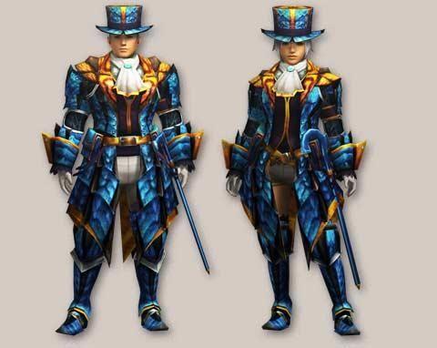 Image result for blue armor