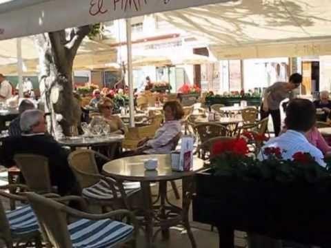 Jóvenes de Málaga,vídeo musical 2012