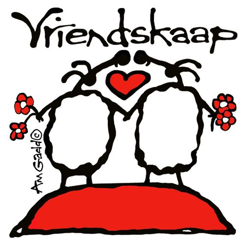 """Vriendskaap"" by Ann Gadd"