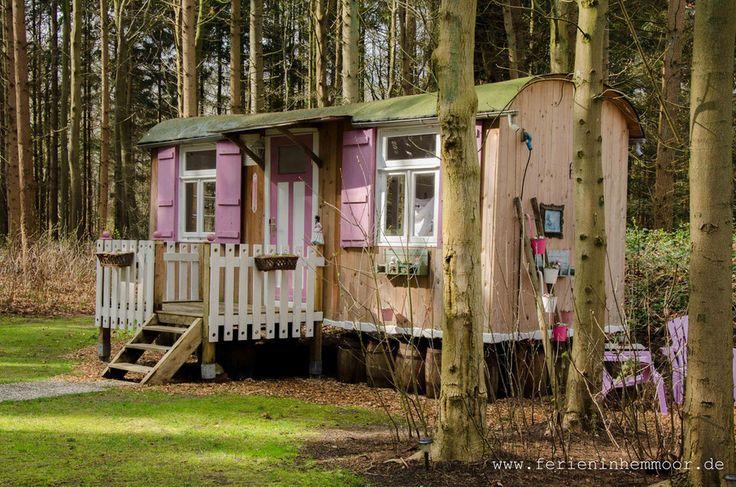 DER BAUWAGEN, An der Heide - Ferienwohnung in Hemmoor                                                                                                                                                                                 Mehr