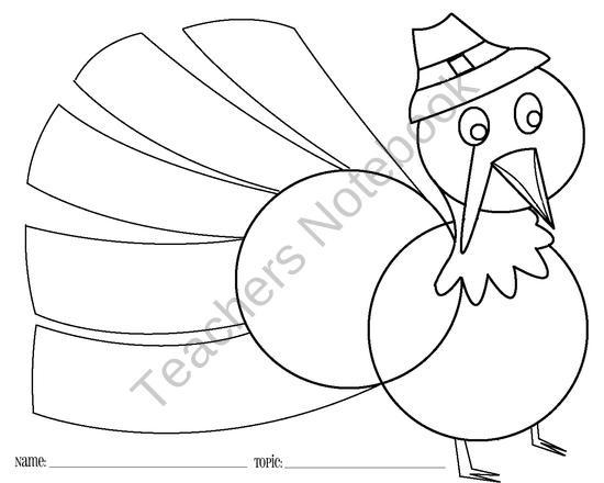 diagram thanksgiving crafts