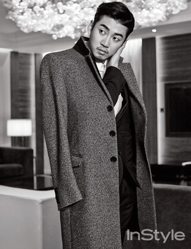 Go Joon Hee and Yoon Kye Sang - InStyle Magazine November Issue '14