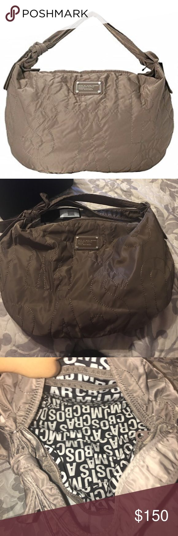 Marc jacobs Brand new hobo bag no stains no damage Marc Jacobs Bags Hobos