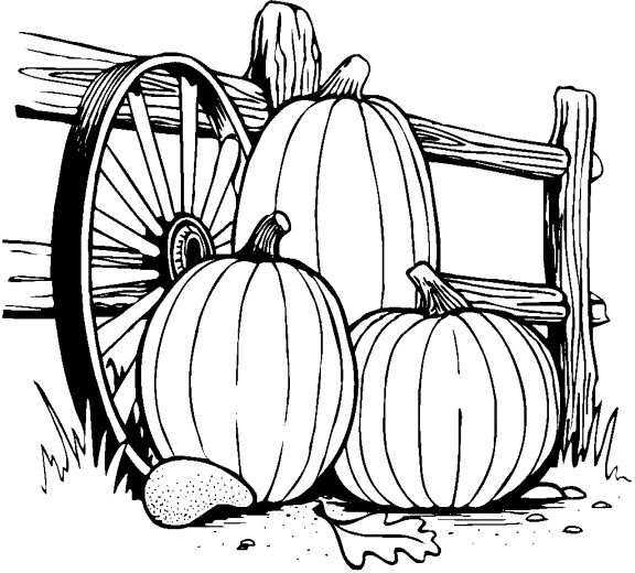 crayola coloring pages fall pumpkins - photo#34